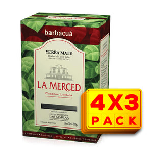 4x3 La Merced Barbacua