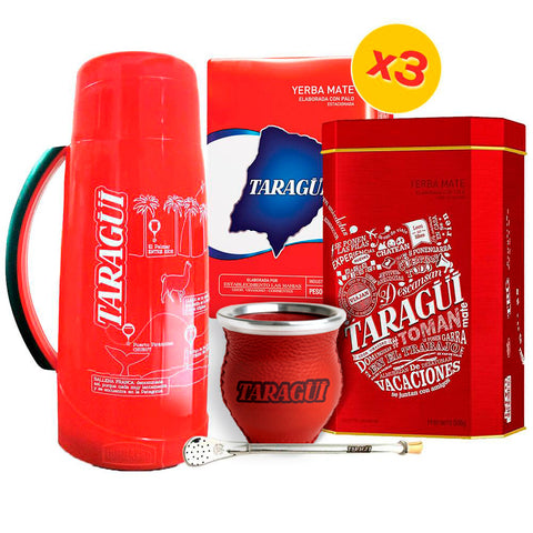 Kit Deluxe Taragüi XL