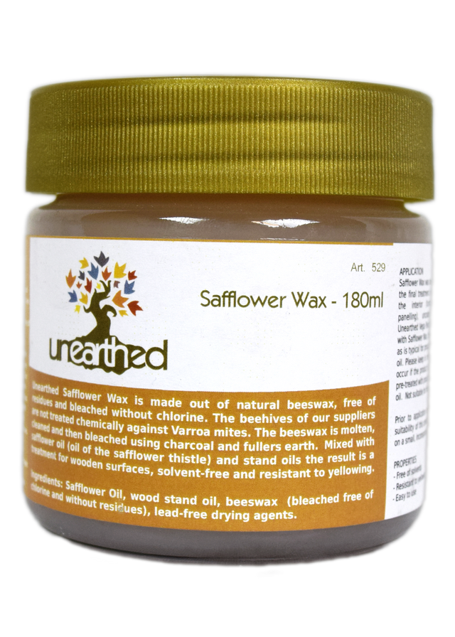 Safflower Wax
