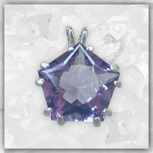 Amethyst Star of Venus™