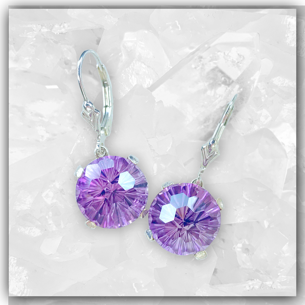 Amethyst Super Nova™ Earrings