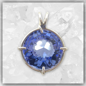 Siberian Blue Quartz Radiant Heart™