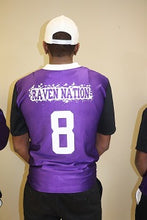 Load image into Gallery viewer, RAVEN NATION JERSEY