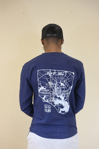ROW HOUSE  LONG SLEEVE T-SHIRT