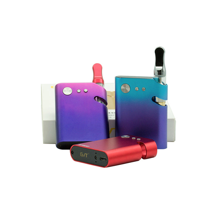 GT800 Box Mod With Temperature & Voltage Control [510/VV/800mAh/Magnet]