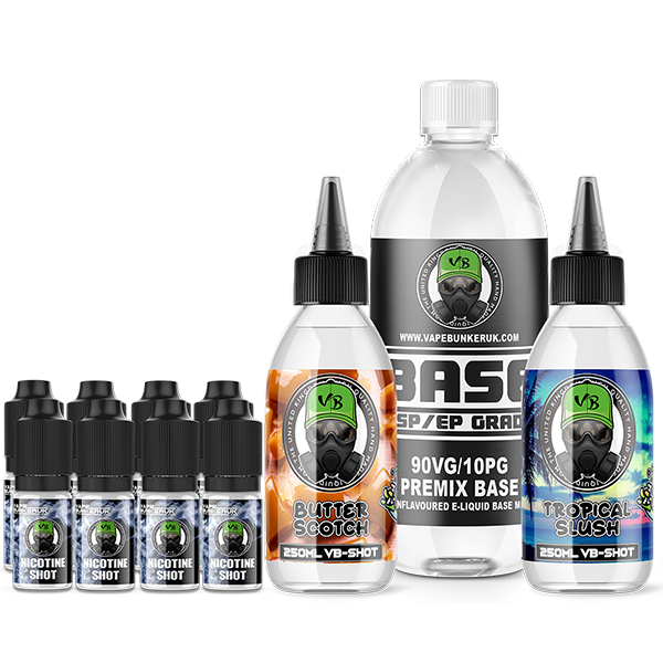 DIY Bundle Kits - VapeBunkerUK