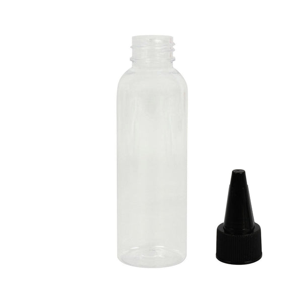 60ml Bottle & Nozzle - VapeBunkerUK