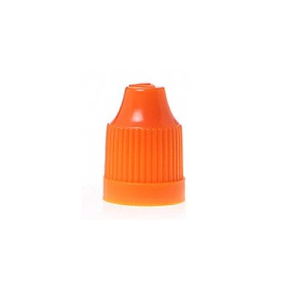 14mm Orange Tamper Evident and Child Resistant Cap - 1000