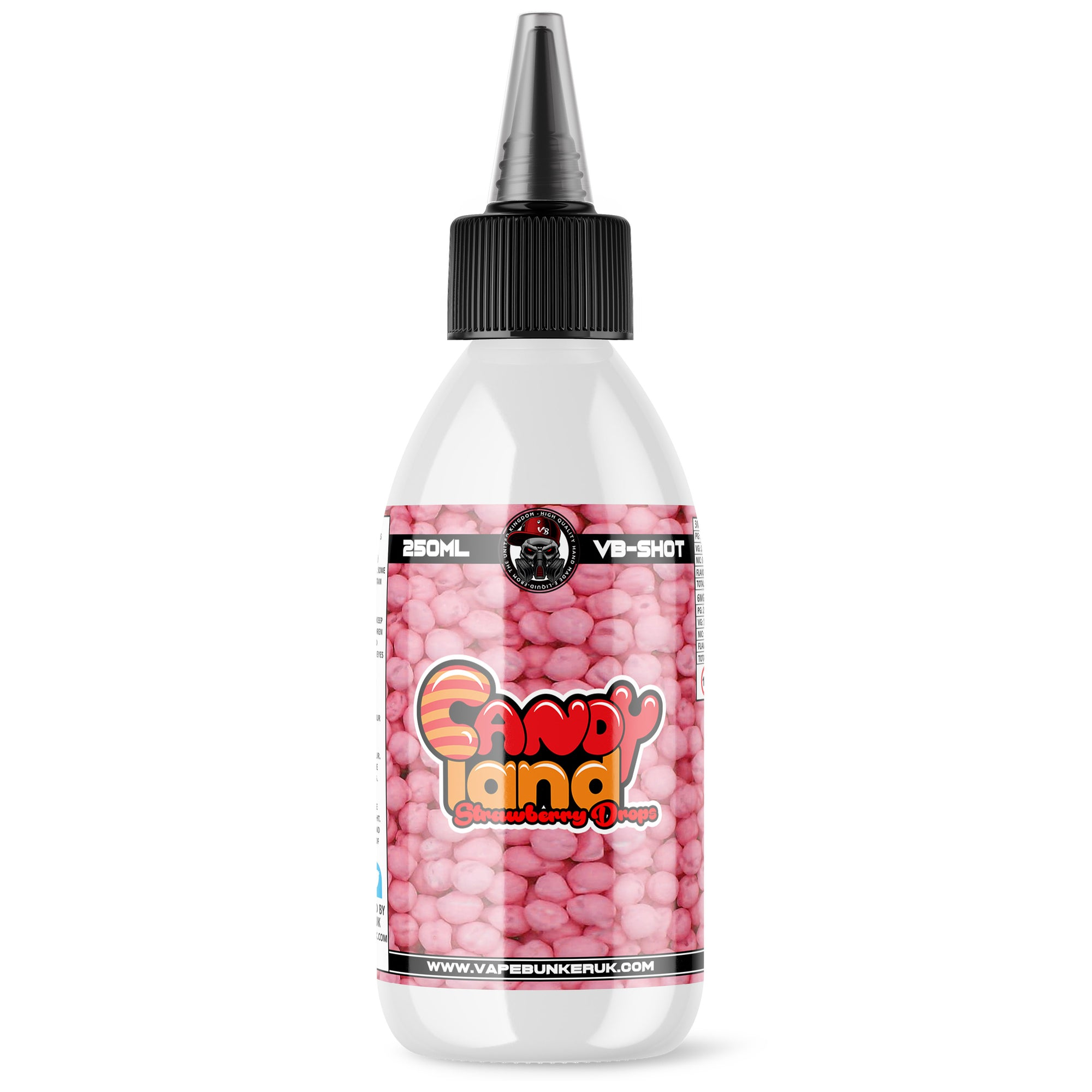 Strawberry Drops One Shot Concentrate - VapeBunkerUK