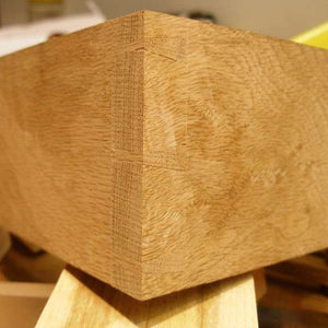 Manufacturing process of dovetail tenon (one)