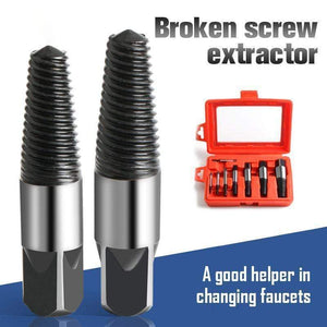 camillan Handmade Tools & Gadgets 7#(single) ( Scope of application25-35MM) Broken Screw Extractor