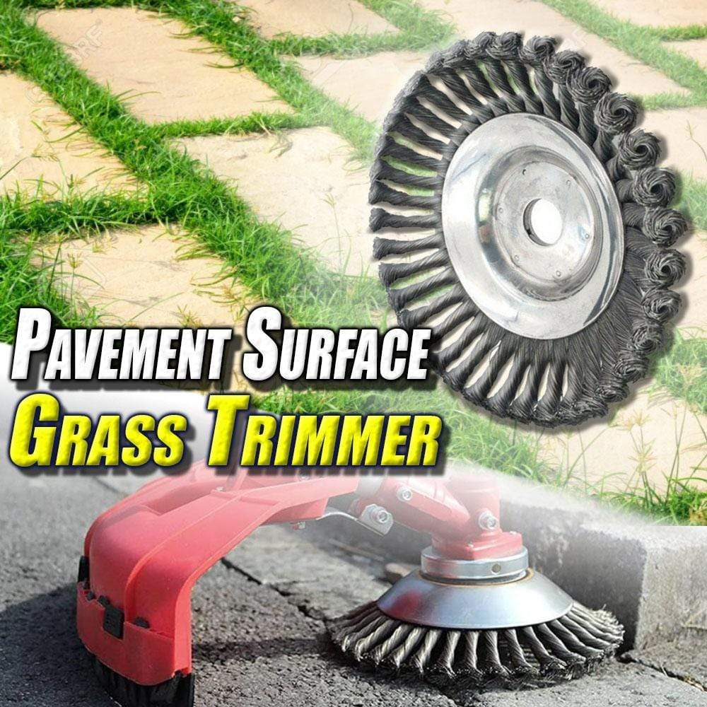Cheese BOW Handmade Set of 1 (50% OFF) Pavement Surface Grass Trimmer
