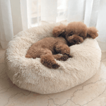 Comfy Pet Home Handmade Cozy Donut Cuddler - Luxury Dog and Cat Bed™