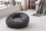 Comfy Pet Home Handmade Dark Gray / XS Cozy Donut Cuddler - Luxury Dog and Cat Bed™