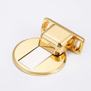 DIDA Handmade Gold Stainless steel invisible magnetic doorstop