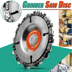 - Handmade Grinder Saw Disc Set of 1 (SAVE $10.00) Grinder Saw Disc