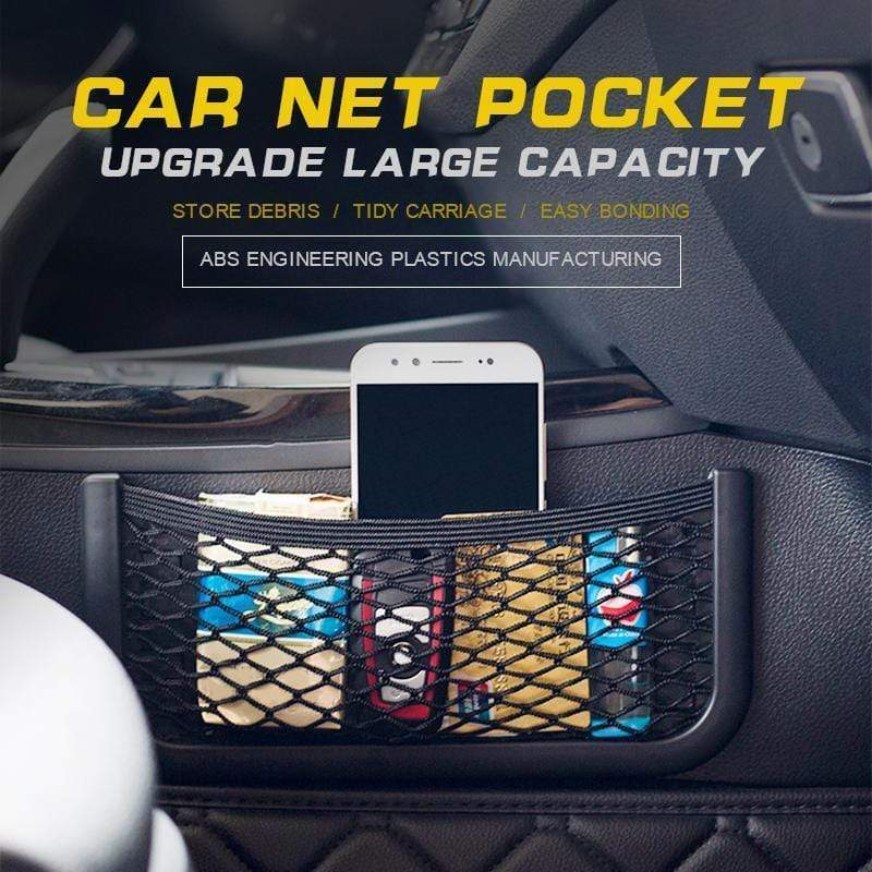 letsese Handmade Car Electronics 1* SMALL Car Net Pocket