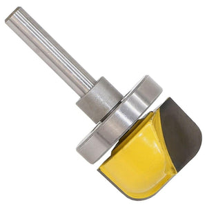 "Yoybi Handmade Option 1-1/8"" Diameter Bowl & Tray Router Bit - 8mm"" Shank"