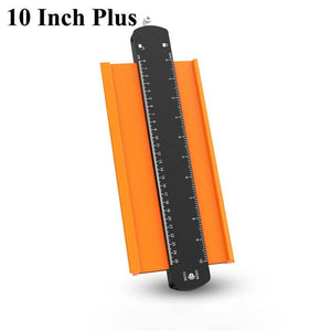 YOYBI Handmade Kitchen & Household 10 inch plus (orange) Easy Contour Gauge Duplicator