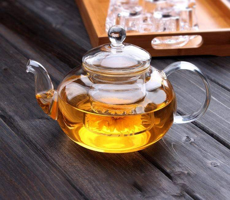 Yoybi Handmade Flower Tea Teapot Set