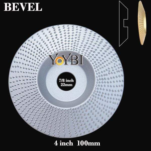 Yoybi Handmade 1PC BEVEL 😍Special Today😍 Grinder Shaping Disc