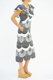 PICNICING DRESS - SHELL