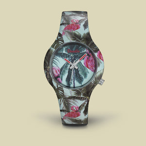 MONTRE DOODLE TROPICALE DO35006