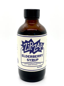 Small Zip Zap Syrup