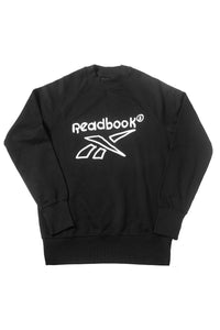 Organic Cotton Readbook Sweatshirt
