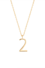 Load image into Gallery viewer, Wonther Number 2 Necklace