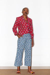 Goooders Fair Trade Pajamas Amaranth
