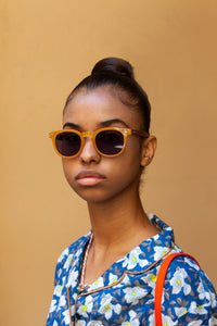 Recycled Plastic and Bamboo Sunglasses