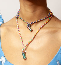 Load image into Gallery viewer, Sparkle Necklace with bio glitter