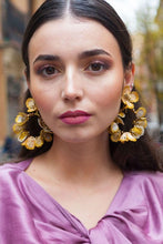 Load image into Gallery viewer, Verbena Jazmin Oro Earrings