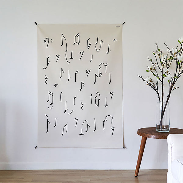 Music | 4 Designs | Tapestry