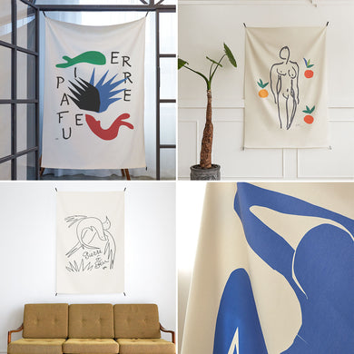 Henri Matisse Painting Art | 26 Designs - tapestry wall hanging