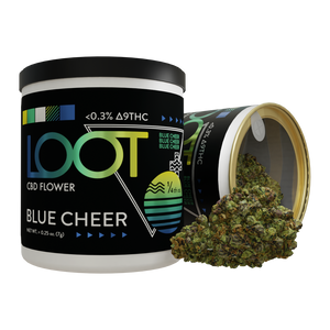 Blue Cheer - CBD Hemp Flower