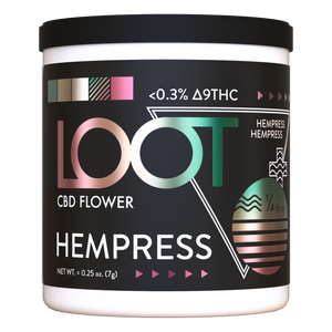 Hempress - CBD Hemp Flower