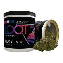 Load image into Gallery viewer, Blue Genius  - CBD Hemp Flower