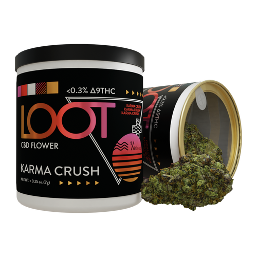 Karma Crush - CBD Hemp Flower
