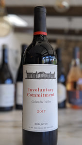 Andrew Will Winery -- 2017 Involuntary Commitment -- Columbia Valley, WA