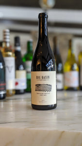 Big Basin Vineyards -- 2016 Pinot Noir -- Santa Cruz, CA