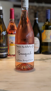 Domaine Audebert & Fils - 2018 Bourgueil Rosé (Cabernet Franc) - Loire Valley, France