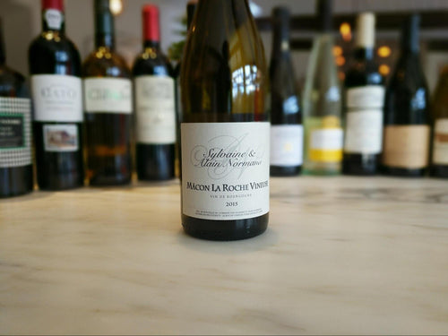 Domaine Sylvaine and Alaine Normand - Macon La Roche Vineuse (Chardonnay) - Burgundy, France
