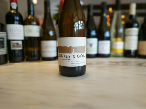 Donkey and Goat - The Gadabout (Roussane, Marsanne, Vermentino and Chardonnay) - California