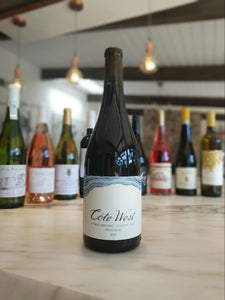 Côte West - 2015 La Cruz Vineyard Pinot Noir - Sonoma Coast, California