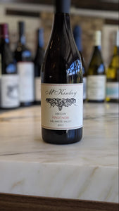 McKinlay - 2017 Pinot Noir - Willamette Valley, Oregon