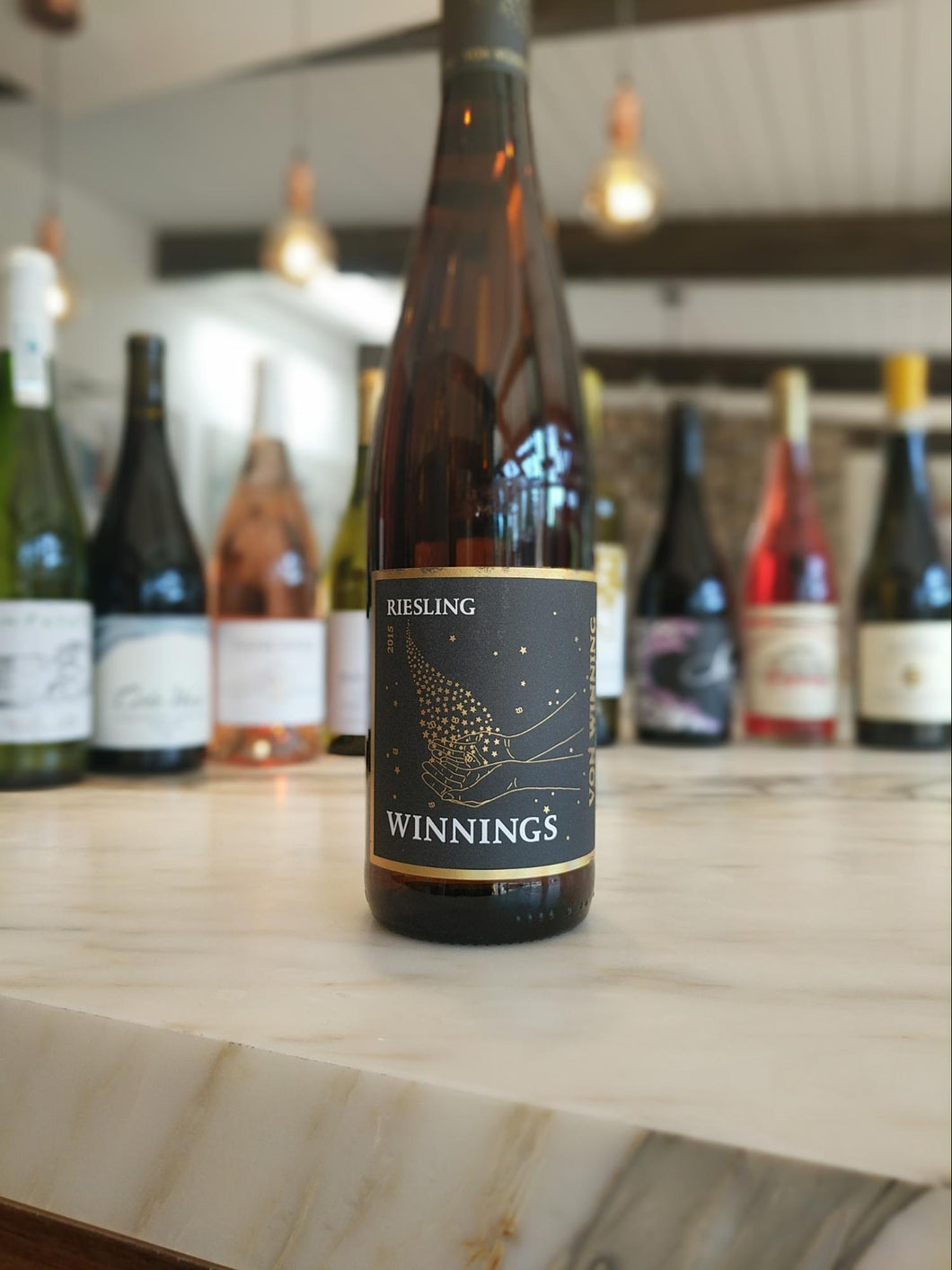 Von Winning- 2015 'Winnings' (Riesling) - Pfalz, Germany