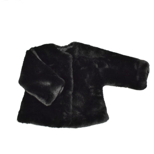 Deliah faux fur coat