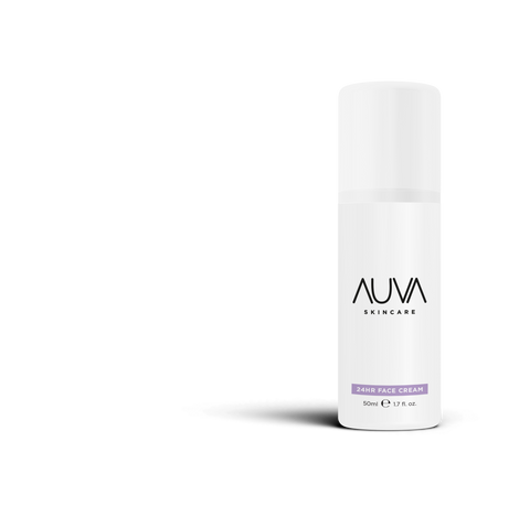 AUVA 24hr Face Cream enriched with Avocado Oil